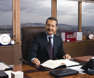 Çalık Holding Yönetim Kurulu Başkanı Ahmet Çalık
