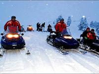 3 kayakçı ölümden döndü