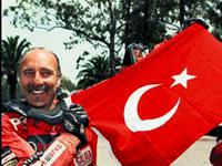 Dakar Rallisi'nde zafer Merkit'in