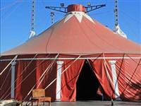 Sirk çadırları niçin daima daire biçimindedir?