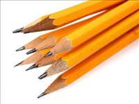 Niçin kurşun kalemlerin çoğu altıgen ve sarı renktedir?