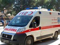 Ambulansın kopan parmak telaşı
