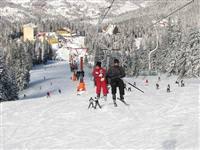 Kar, kayak merkezlerini güldürdü