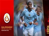 Jo Galatasaray'da!