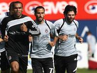 Beşiktaş zirve aşkına sahada