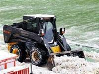 Sami Yen'den 110 kamyon kar çıktı