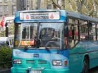 Halk otobüsünü çalmaya çalıştı