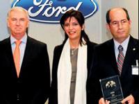 Ford'a üç ödül birden