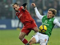 Ribery de sorgulandı