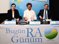 RA Hastalarına Tan Sağtürk'ten destek