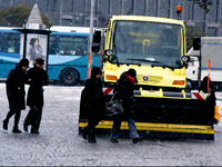 İstanbul tuzlandı