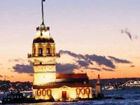 Kız kulesi'ne Arap akını