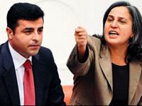 BDP'ye Kışanak ve Demirtaş