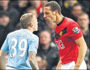 Ferdinand'a 4 maç ceza geldi