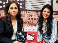 Starların kedisi Türk lokumu yiyor