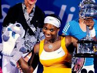 Açık'ta en büyük Serena Williams