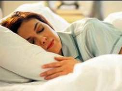 Güzelliğin sırrı uyku