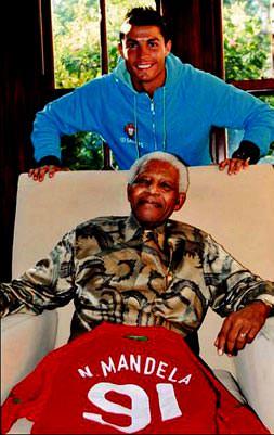 Efsena Mandela açılışta