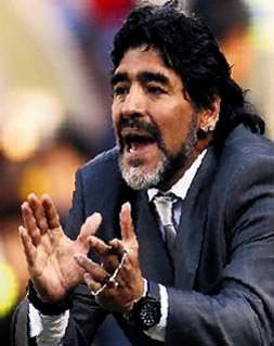Maradona'nın Turkish uğuru