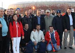 Turkuvaz'dan Güney Afrika çıkarması