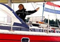Bu yaşta tekneyle devriâlem