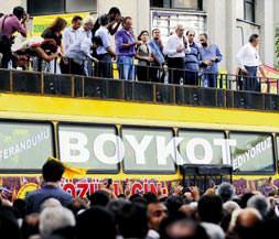 Boykottan geri adım