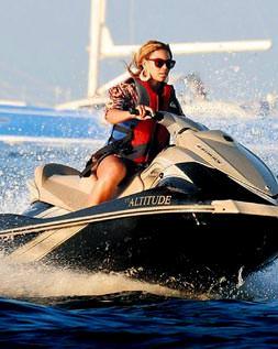 İtalya kıyılarında Beyonce rüzgarı