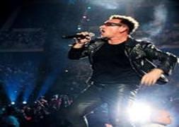 U2 efsanesi rüzgâr gibi geçti
