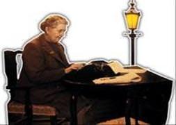 'Agatha Christie çekingendi'