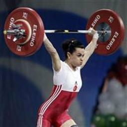 Dünya Şampiyonu Nurcan