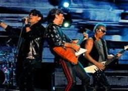 10 bin kişi Scorpions'a elveda dedi!