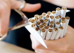 Sigara tüketimi düştü...