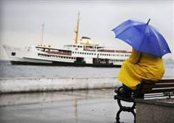 İstanbul'a çamur yağabilir