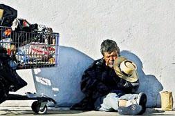 Homelesslar sayılacak