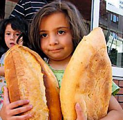 Ekmek isyanı