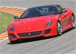 En hızlı Ferrari İstanbul'da