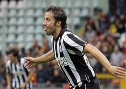 Del Piero efsanesi tarihe geçti