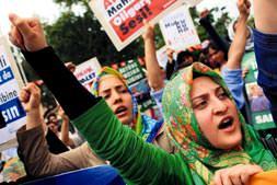 AK Parti muhalefete gidiyor