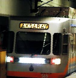 Metro Silivri'ye doğru gidecek