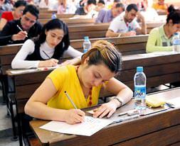 Sınavda çişi gelen raporu hazır edecek