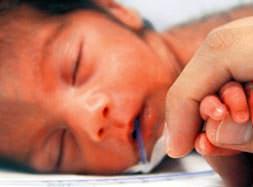 Anneye ilk dokunuş