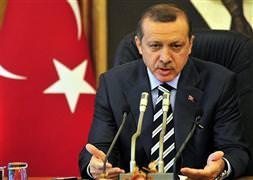 Başbakan Erdoğan'ı izlemişler