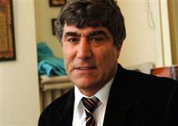 Hrant Dink'e büyük ayıp!