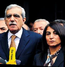 Tuğluk ve Türk'ten vekillik talebi