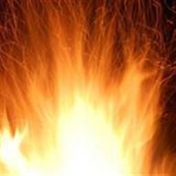 Cezaevinde yangın
