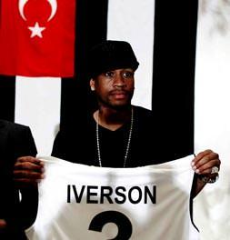 Iverson coşturdu