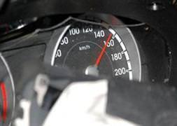 160 kilometre hızla gelen ölüm