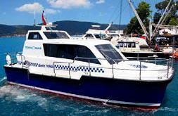 Turkcell Platinum'a deniz taksi ucuz