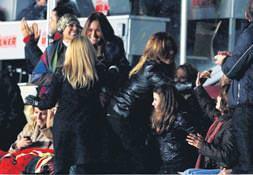 Sami Yen'de aile saadeti!