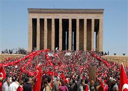 Atatürk tüm yurtta anıldı